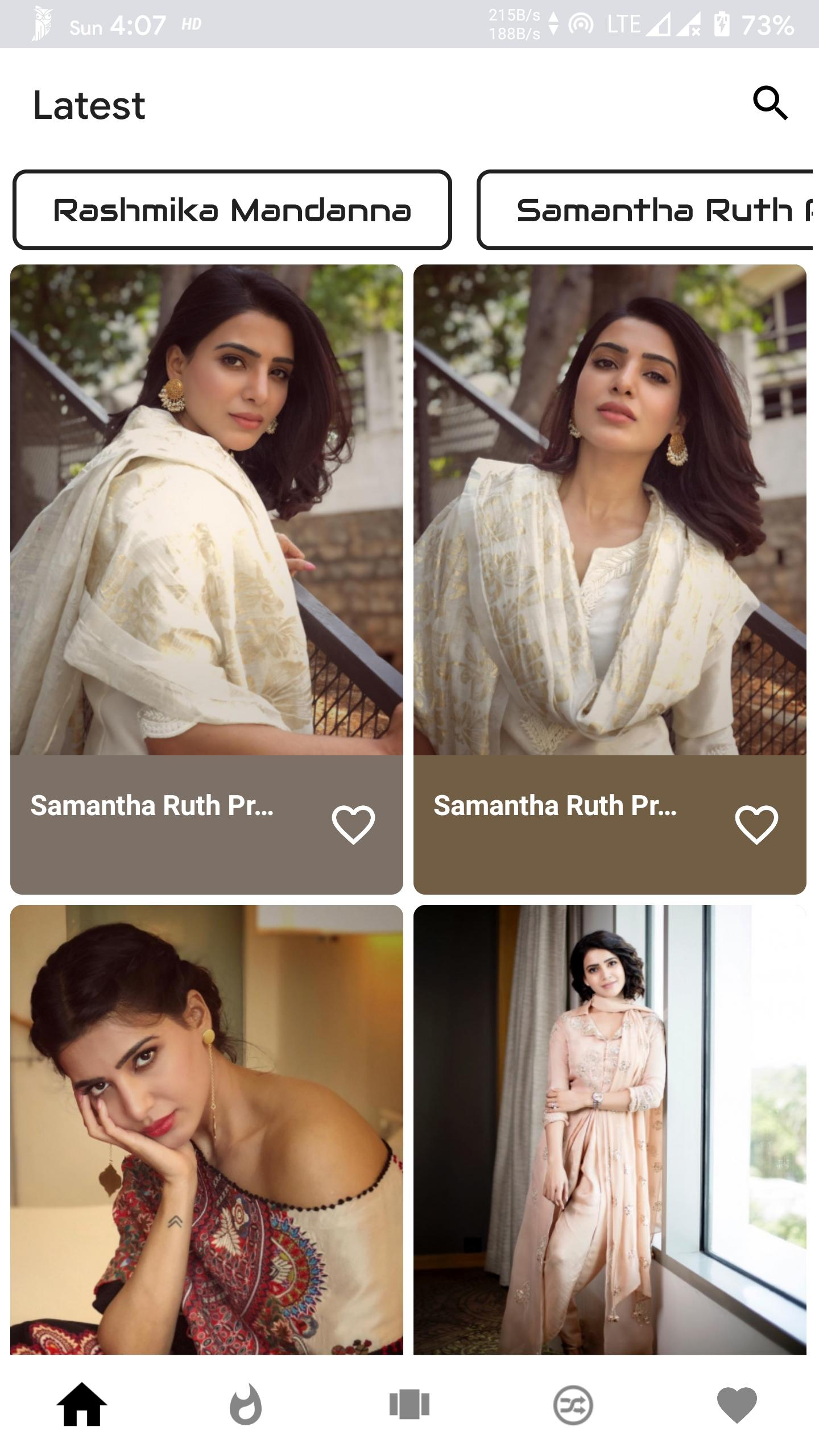 (New) Hot Bollywood Actress Photos (Ultra HD) 1.0.3 Screenshot 1