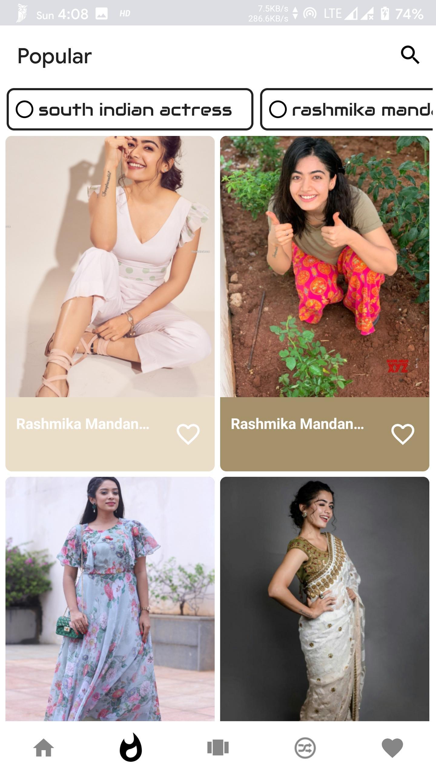 (New) Hot Bollywood Actress Photos (Ultra HD) 1.0.3 Screenshot 3