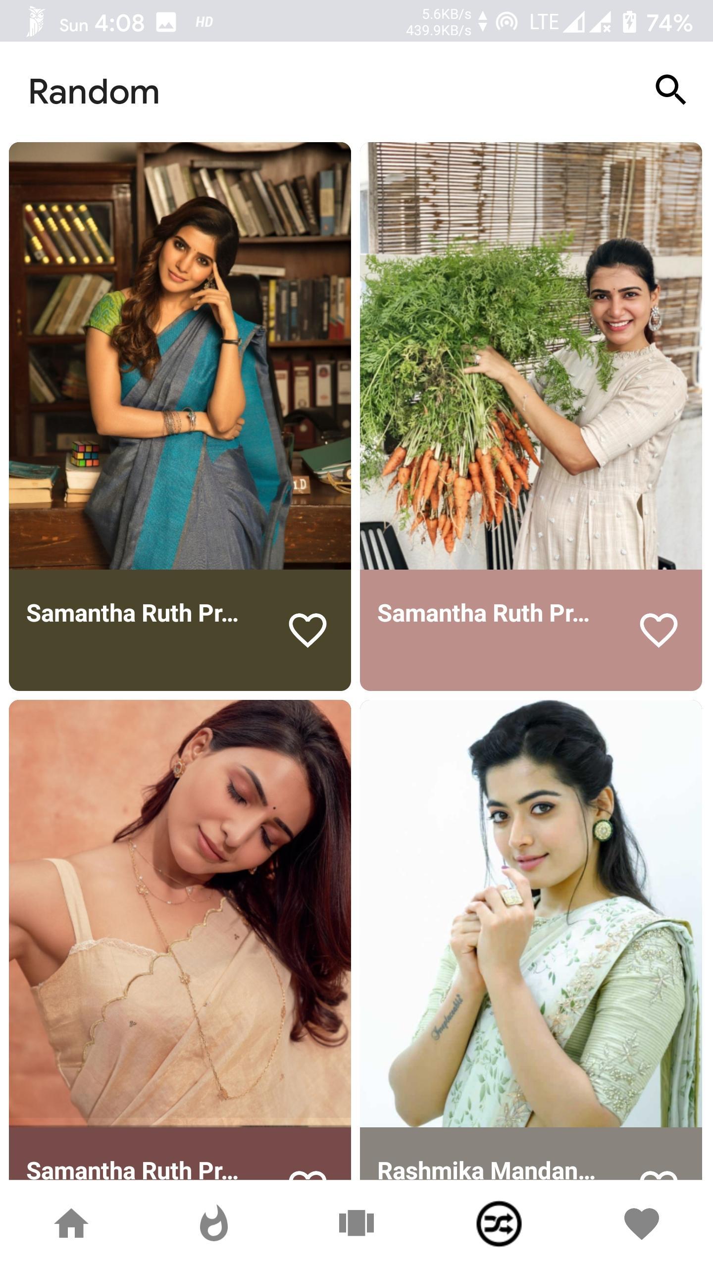 (New) Hot Bollywood Actress Photos (Ultra HD) 1.0.3 Screenshot 4