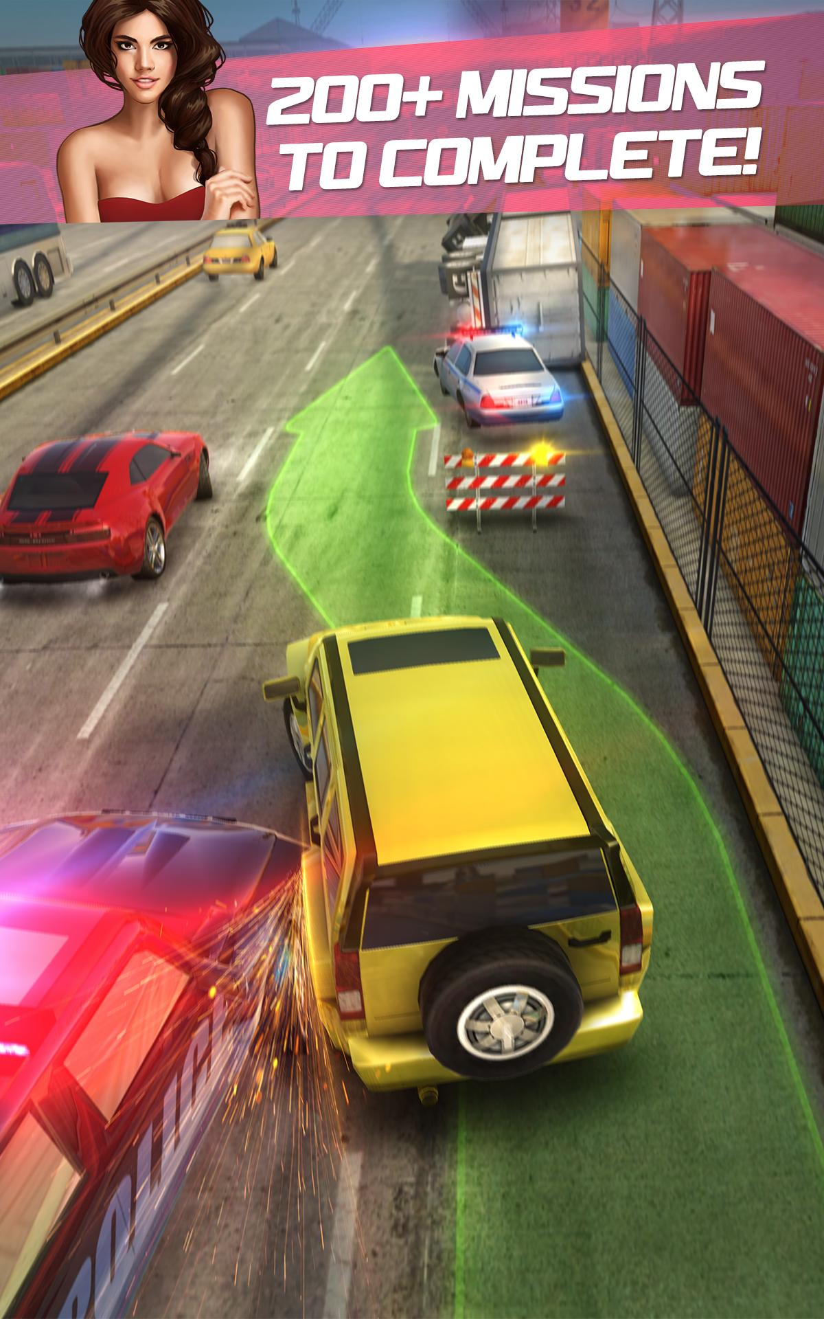 Highway Getaway: Police Chase 1.2.2 Screenshot 10