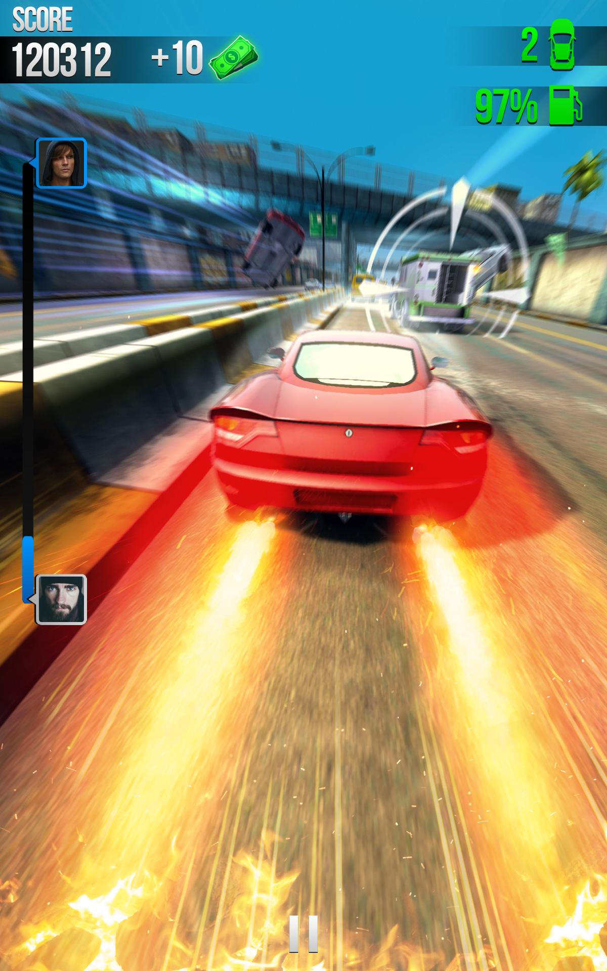 Highway Getaway: Police Chase 1.2.2 Screenshot 6