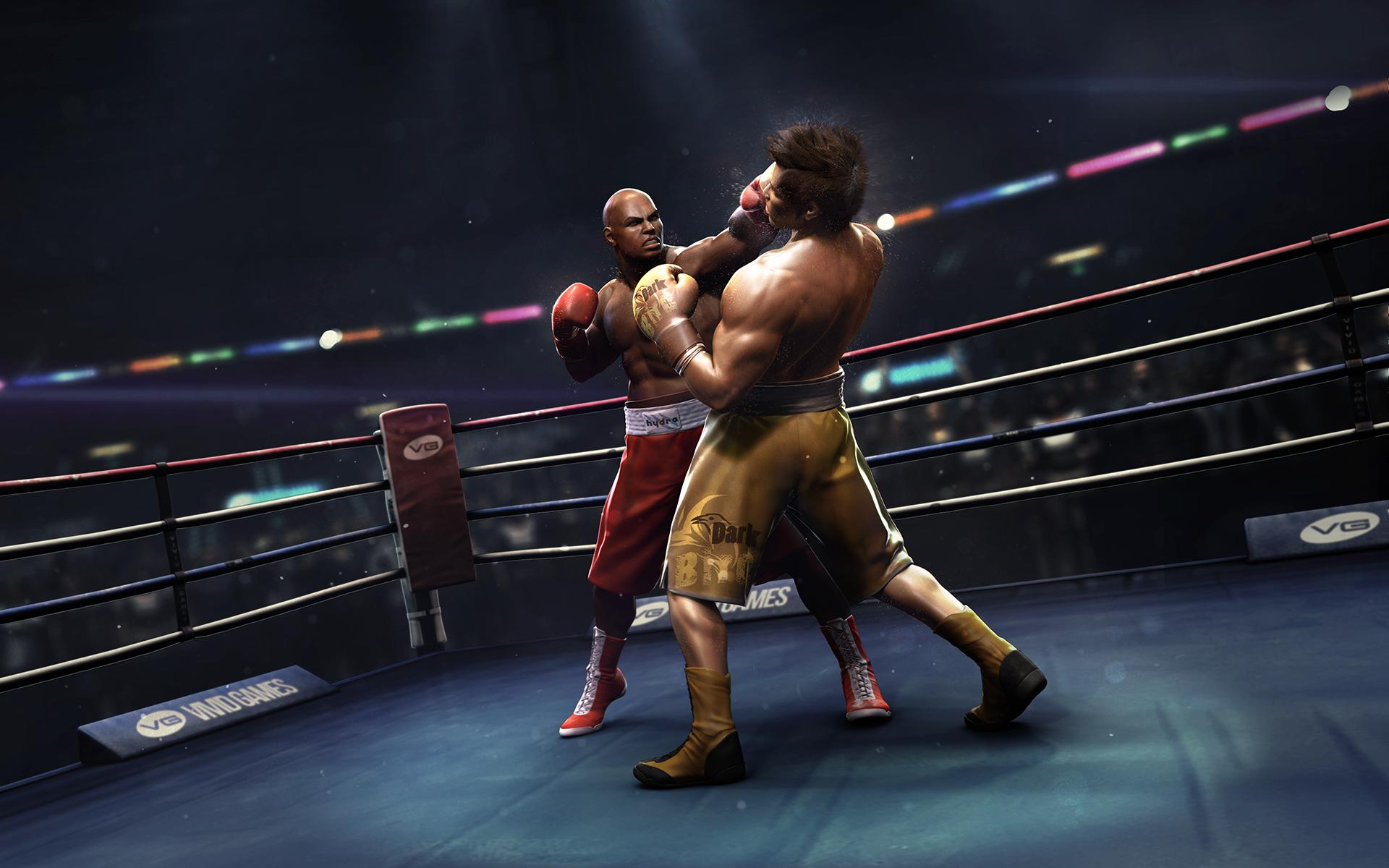 Real Boxing –Fighting Game 2.6.1 Screenshot 1