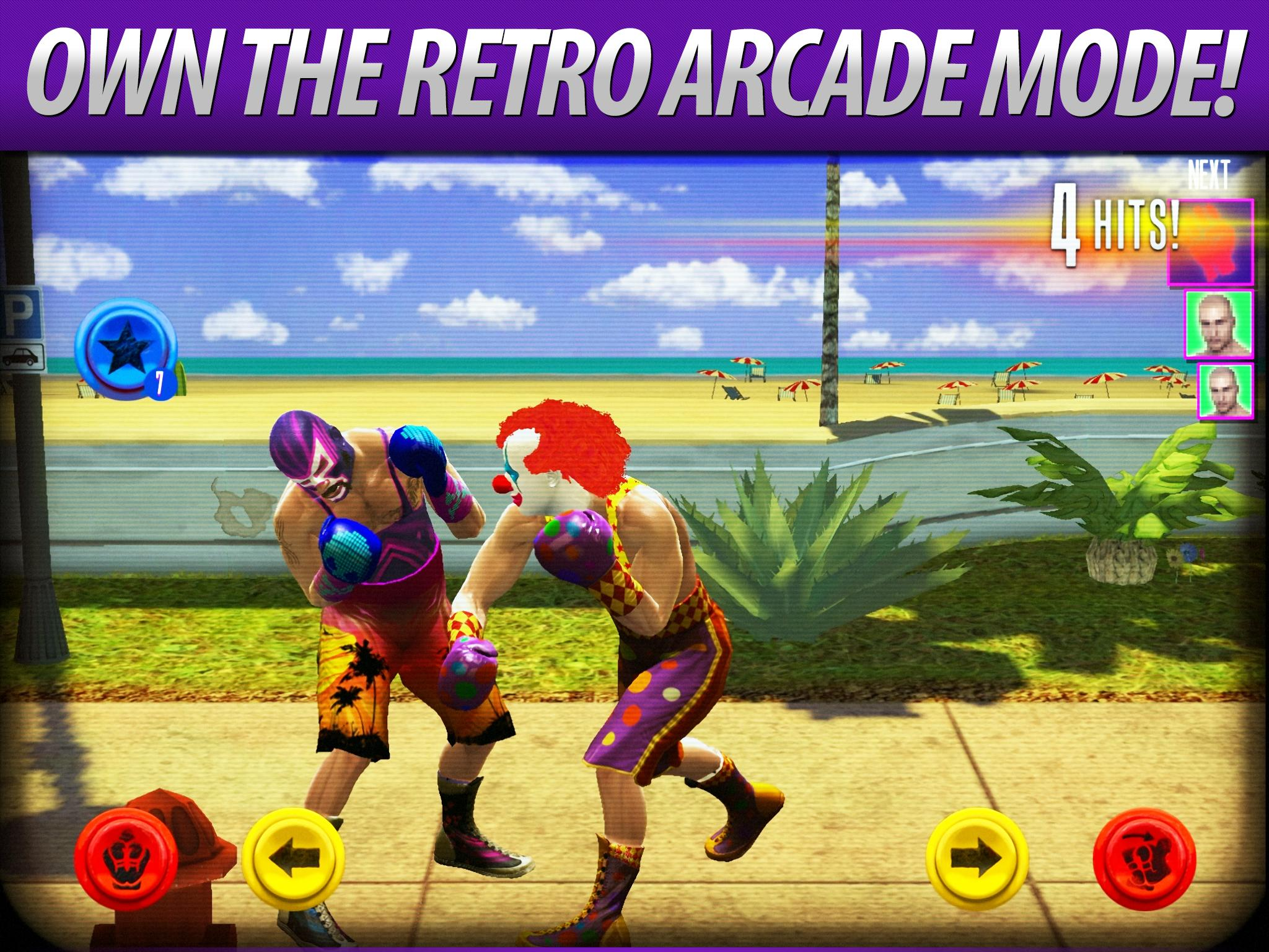 Real Boxing –Fighting Game 2.6.1 Screenshot 13