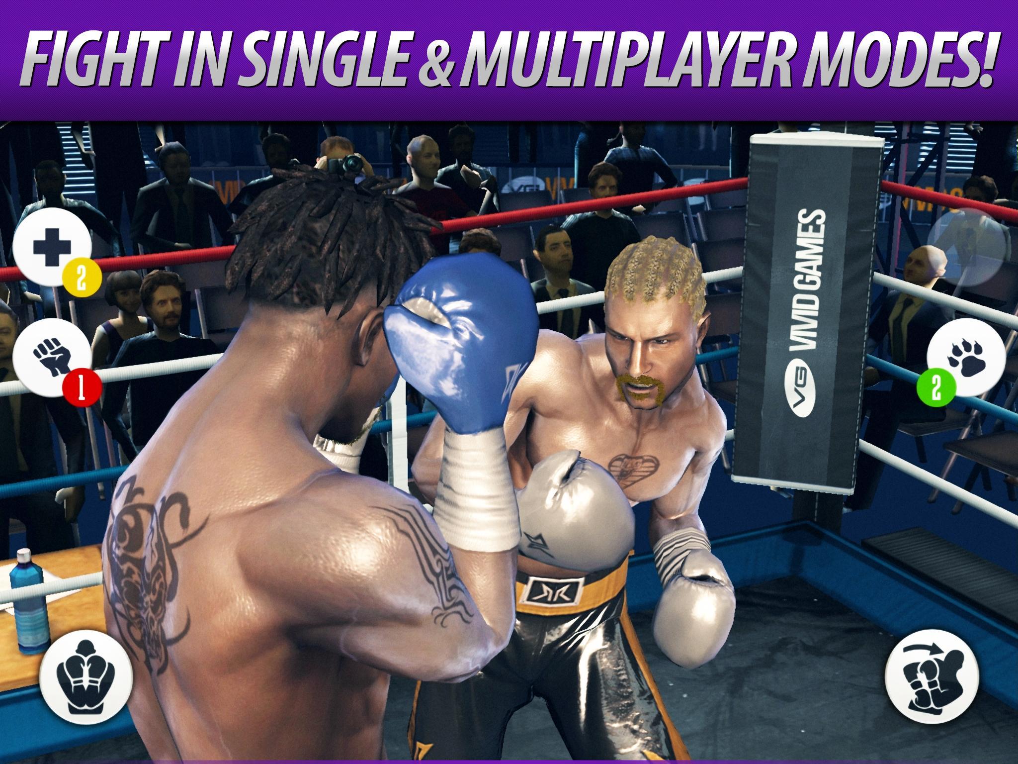 Real Boxing –Fighting Game 2.6.1 Screenshot 16