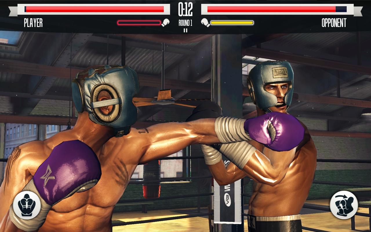 Real Boxing –Fighting Game 2.6.1 Screenshot 7