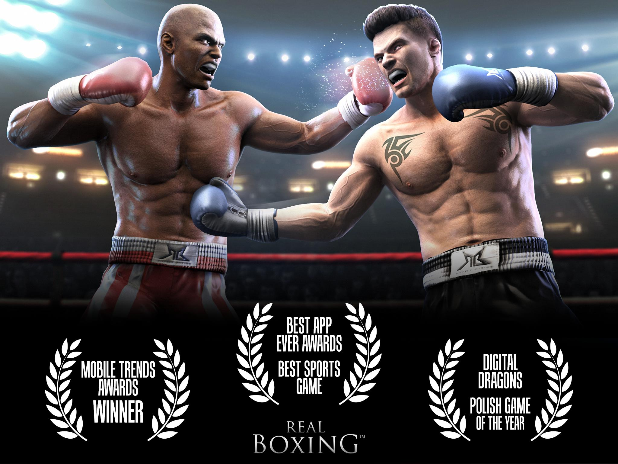 Real Boxing –Fighting Game 2.6.1 Screenshot 8