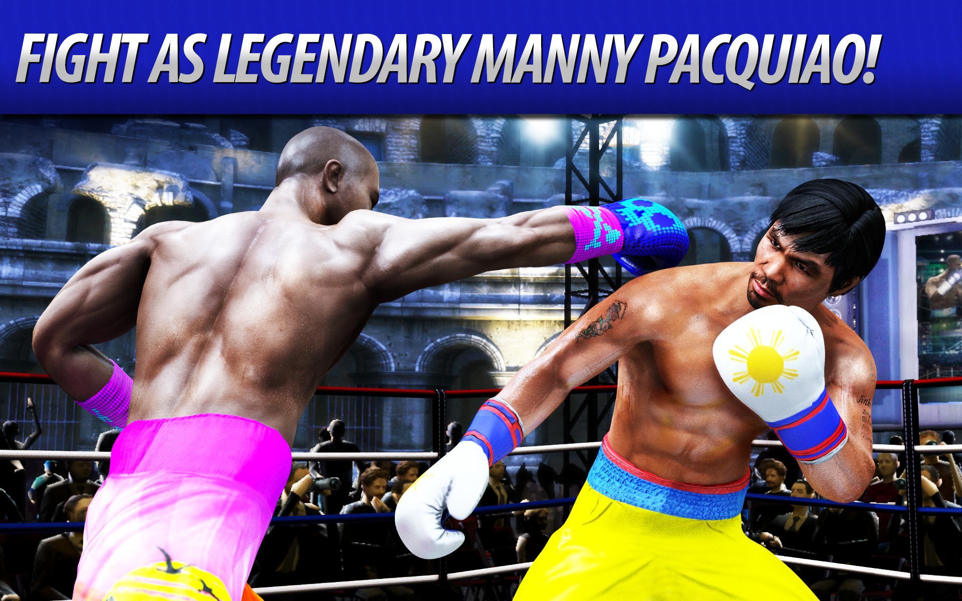 Real Boxing Manny Pacquiao 1.1.1 Screenshot 1