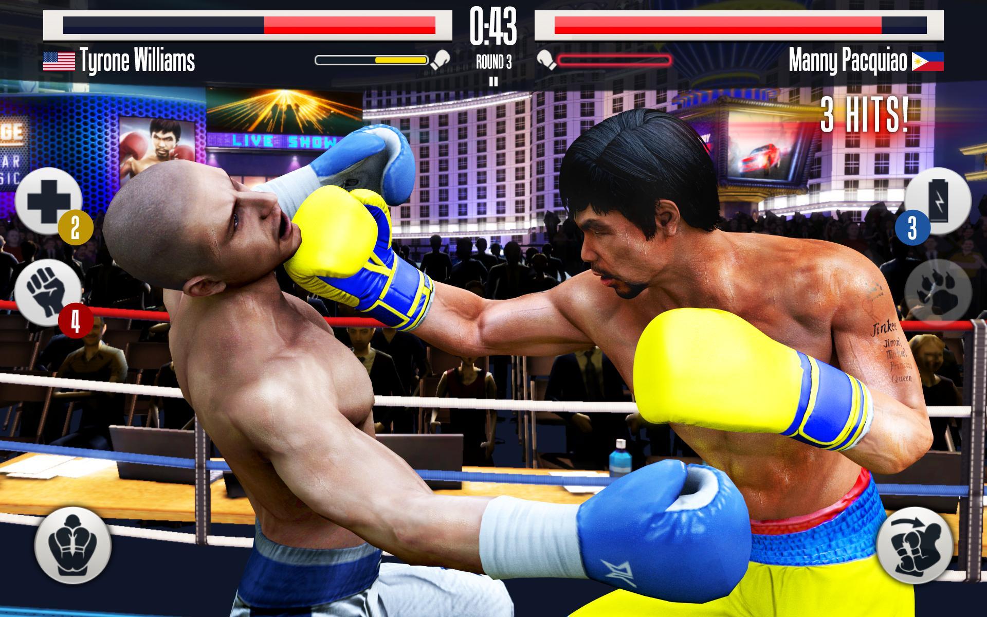 Real Boxing Manny Pacquiao 1.1.1 Screenshot 10