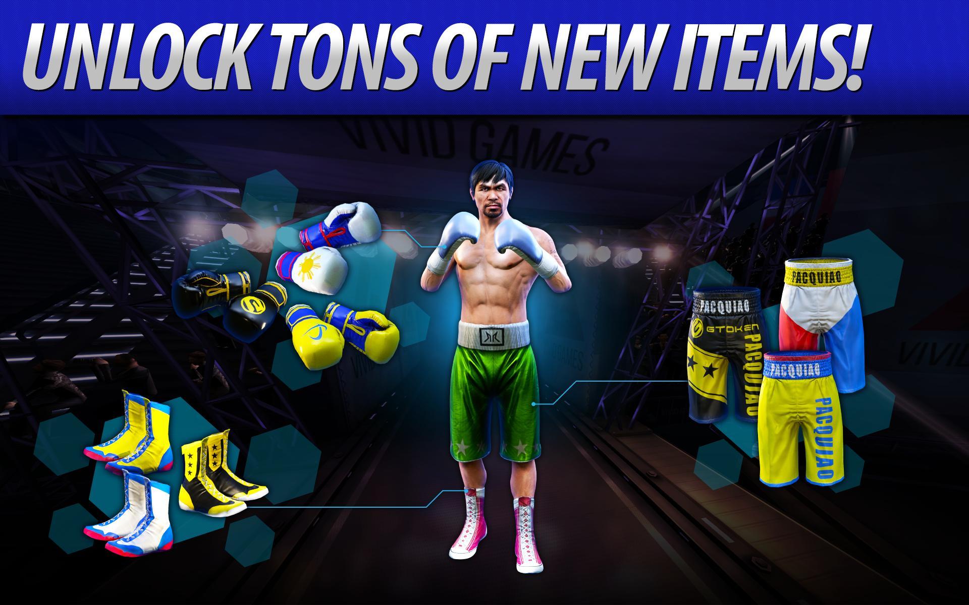 Real Boxing Manny Pacquiao 1.1.1 Screenshot 3