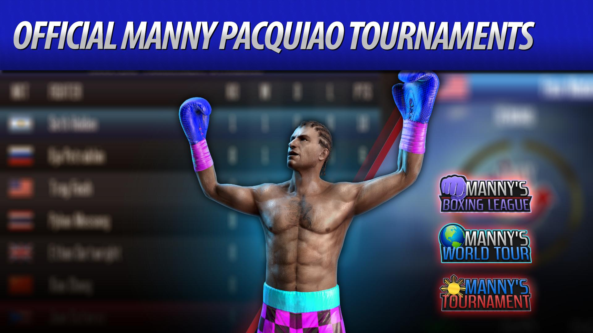 Real Boxing Manny Pacquiao 1.1.1 Screenshot 4