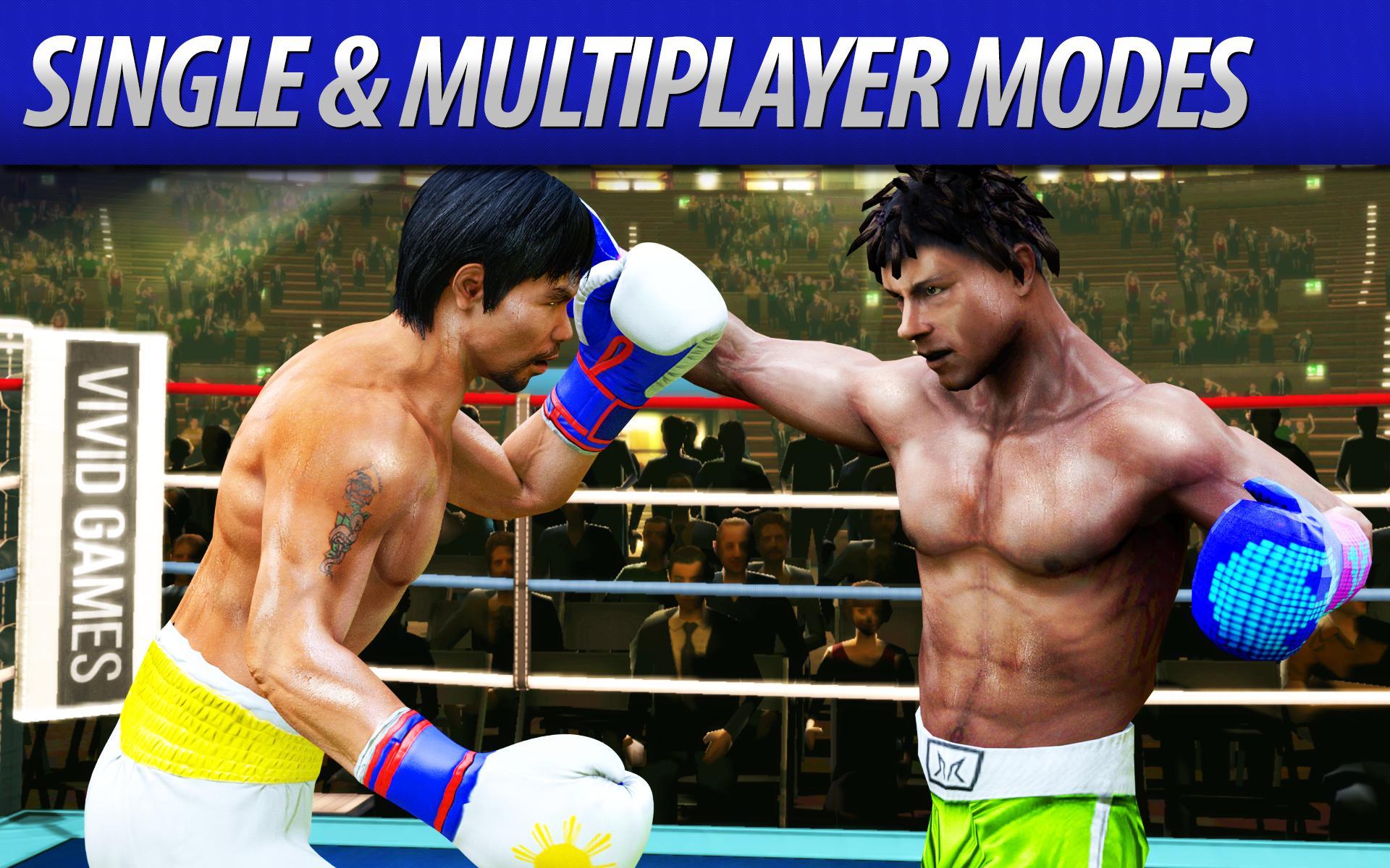 Real Boxing Manny Pacquiao 1.1.1 Screenshot 7
