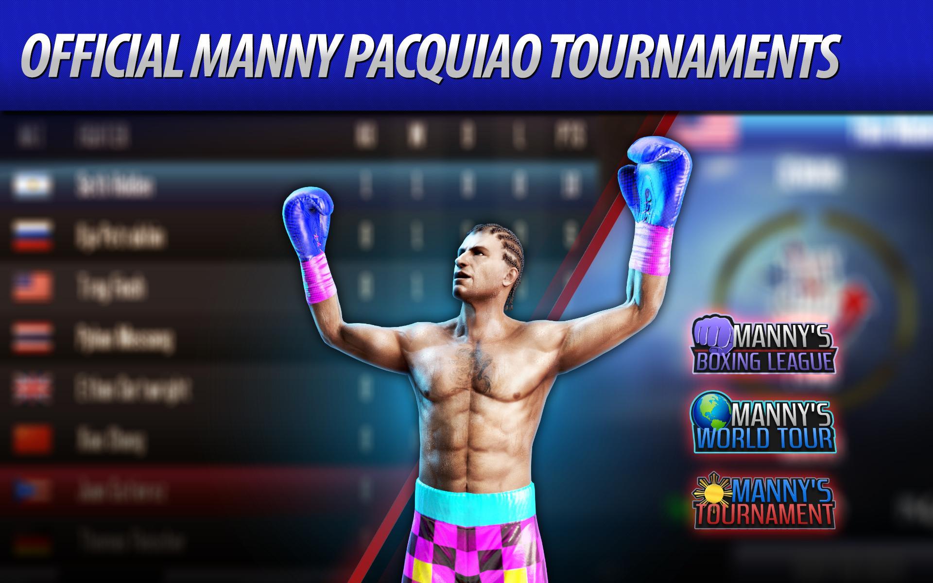 Real Boxing Manny Pacquiao 1.1.1 Screenshot 9