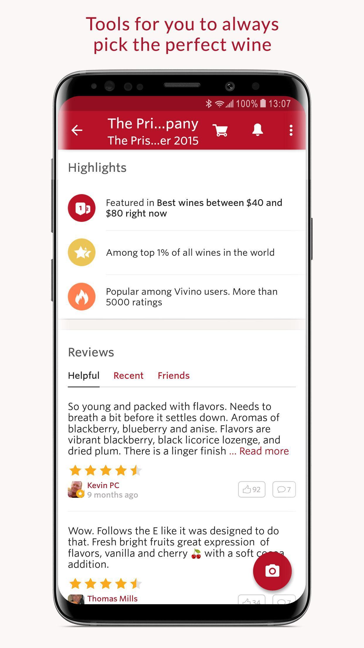 Vivino Buy the Right Wine 8.18.72 Screenshot 6