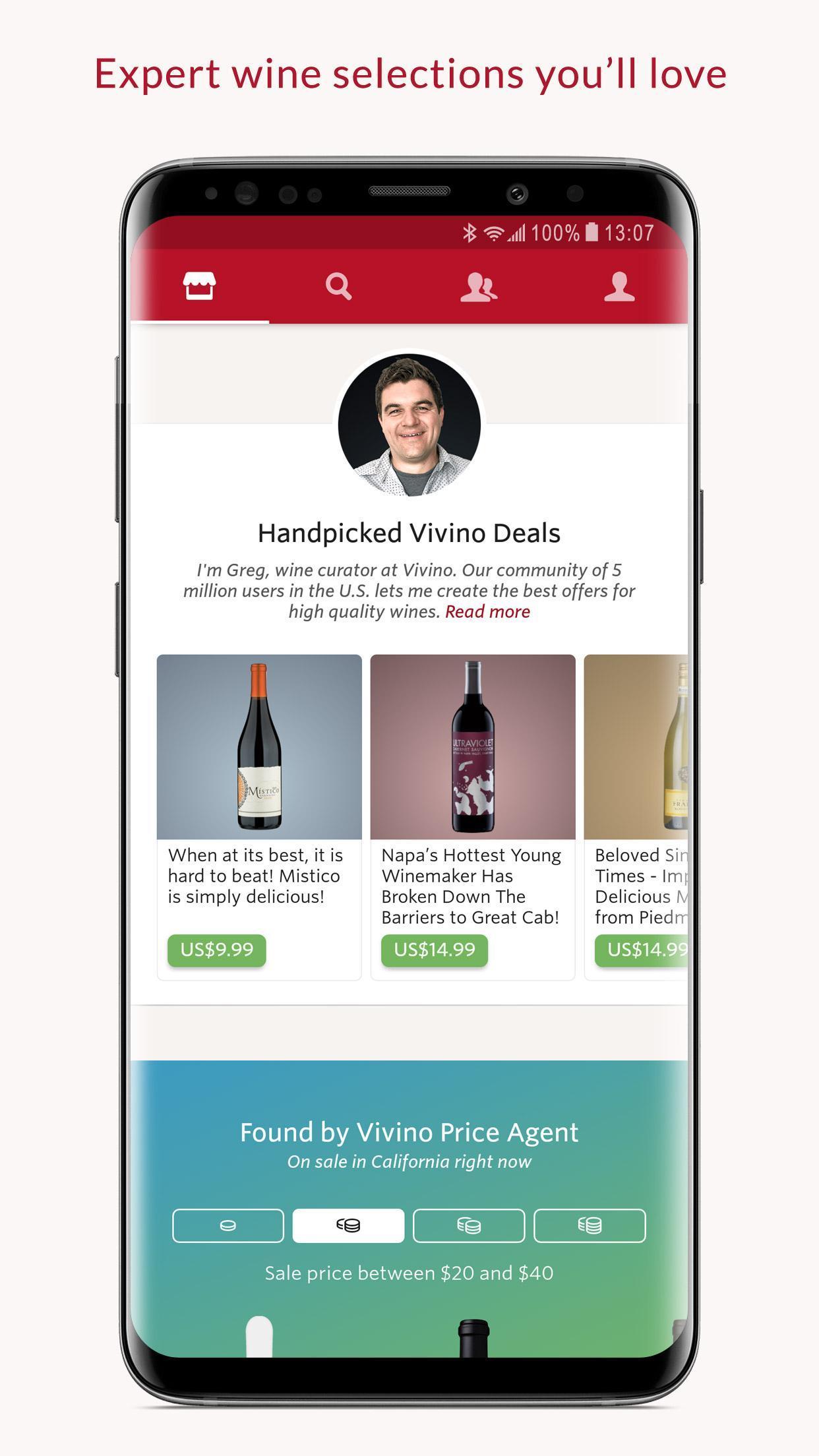 Vivino Buy the Right Wine 8.18.72 Screenshot 7