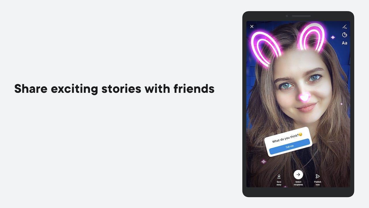 VK — live chatting & free calls 6.15 Screenshot 7