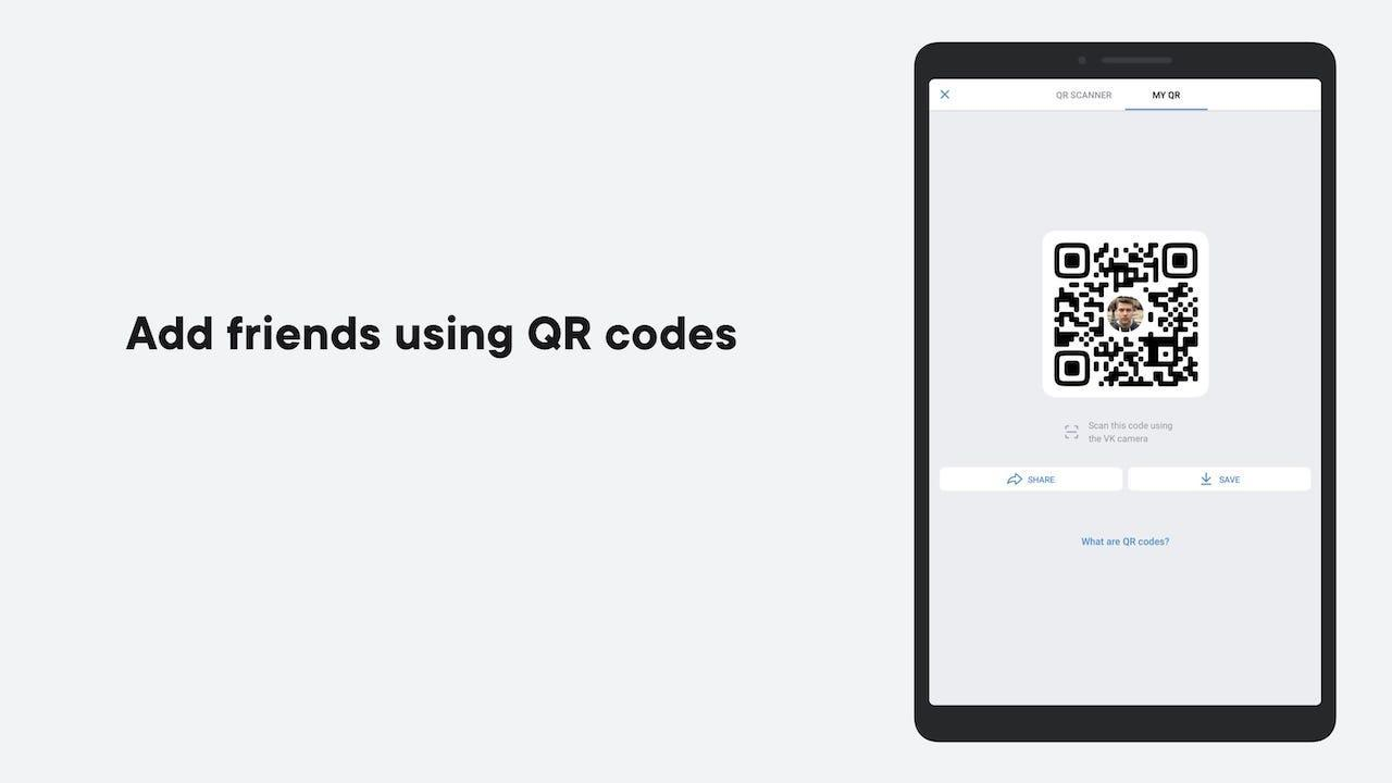 VK — live chatting & free calls 6.15 Screenshot 8