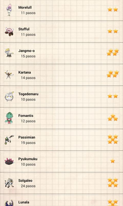 Learn to Draw Pokemon Sun Moon 2.1 Screenshot 1