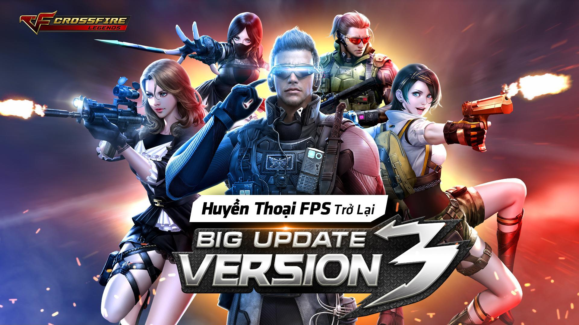 CrossFire: Legends 1.0.50.50 Screenshot 1