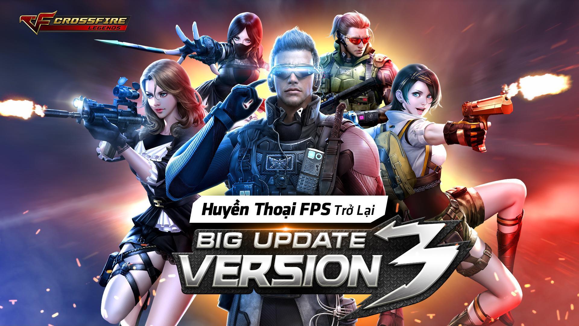 CrossFire: Legends 1.0.50.50 Screenshot 13