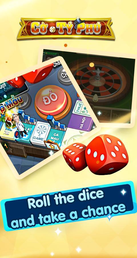 Cờ Tỷ Phú Co Ty Phu ZingPlay - Game Cờ 3.4.11 Screenshot 1