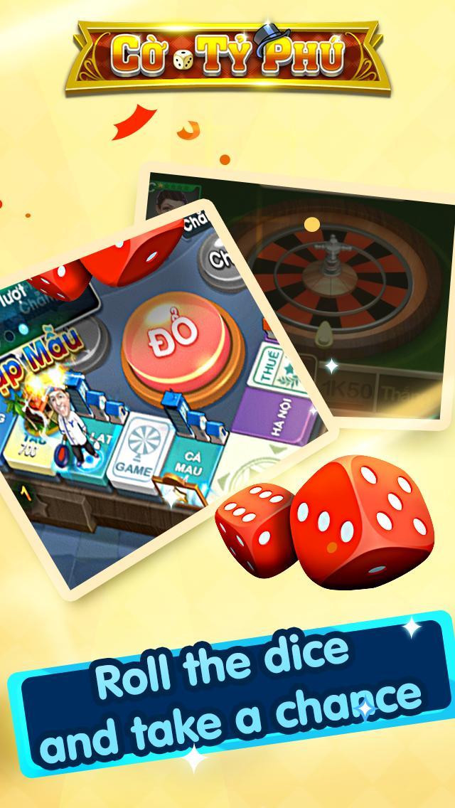Cờ Tỷ Phú Co Ty Phu ZingPlay - Game Cờ 3.4.11 Screenshot 7