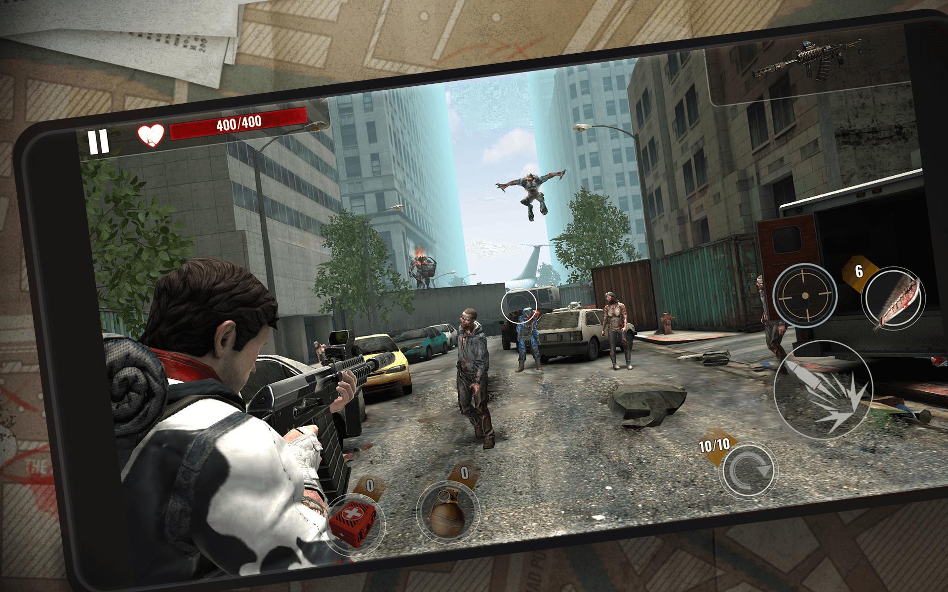 ZOMBIE SURVIVAL: Offline Shooting Games 1.11.0 Screenshot 10