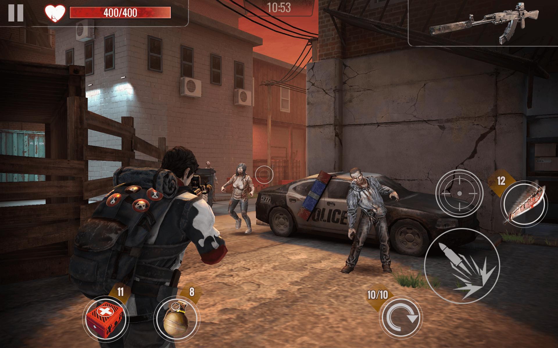 ZOMBIE SURVIVAL: Offline Shooting Games 1.11.0 Screenshot 14