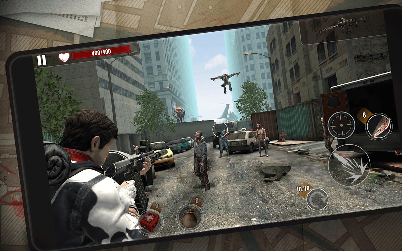 ZOMBIE SURVIVAL: Offline Shooting Games 1.11.0 Screenshot 2