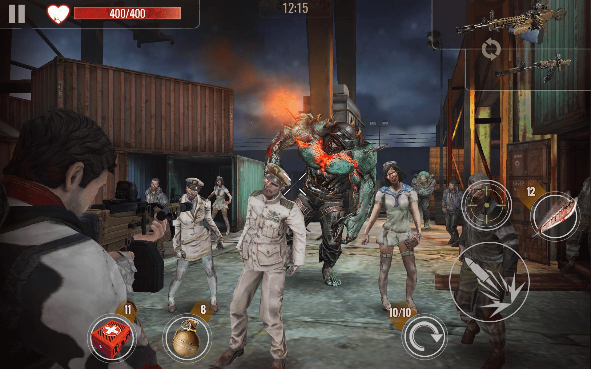 ZOMBIE SURVIVAL: Offline Shooting Games 1.11.0 Screenshot 9