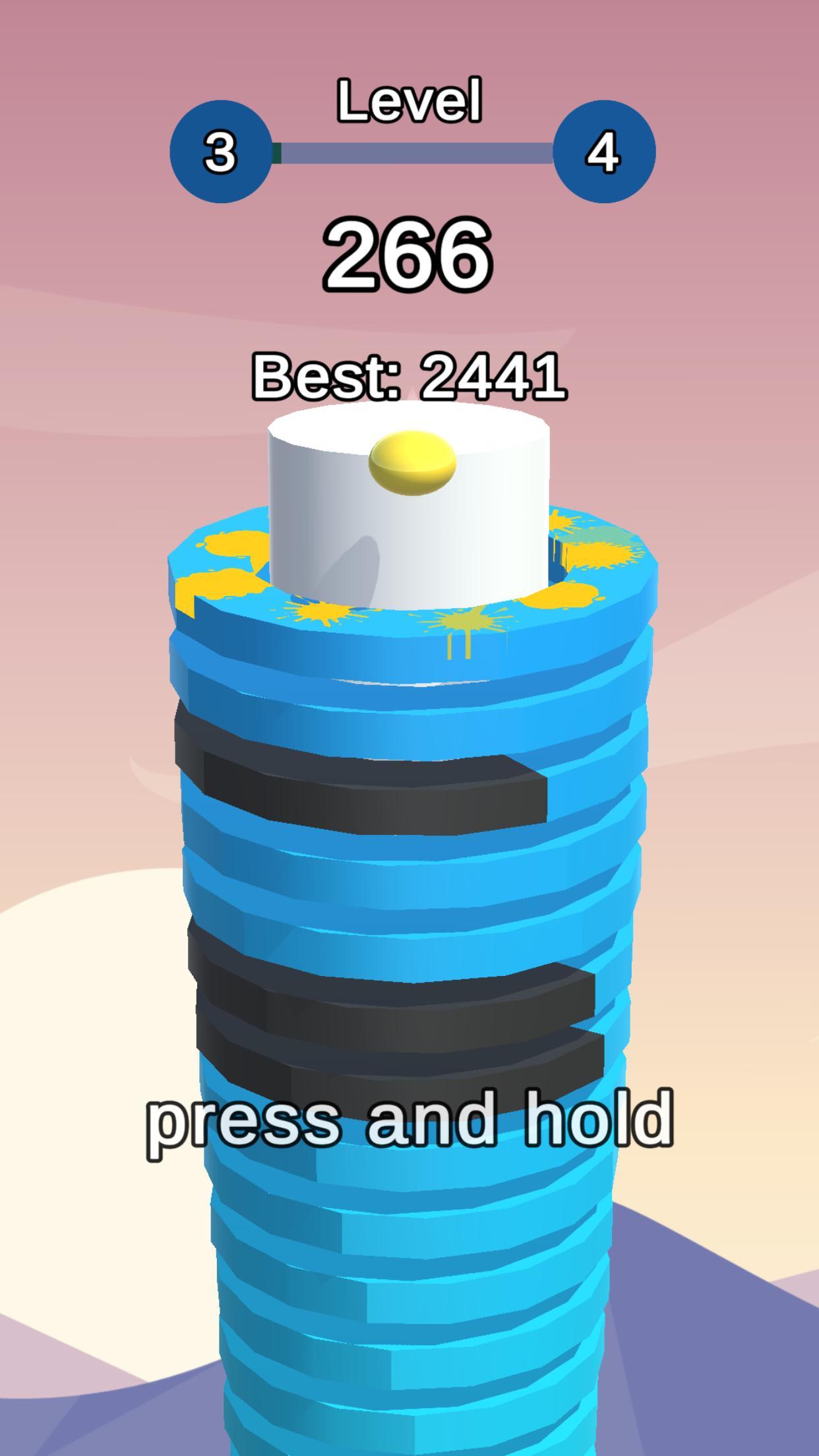 Stack Fall 1.6.1 Screenshot 3
