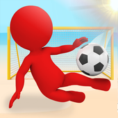 Crazy Kick! app icon