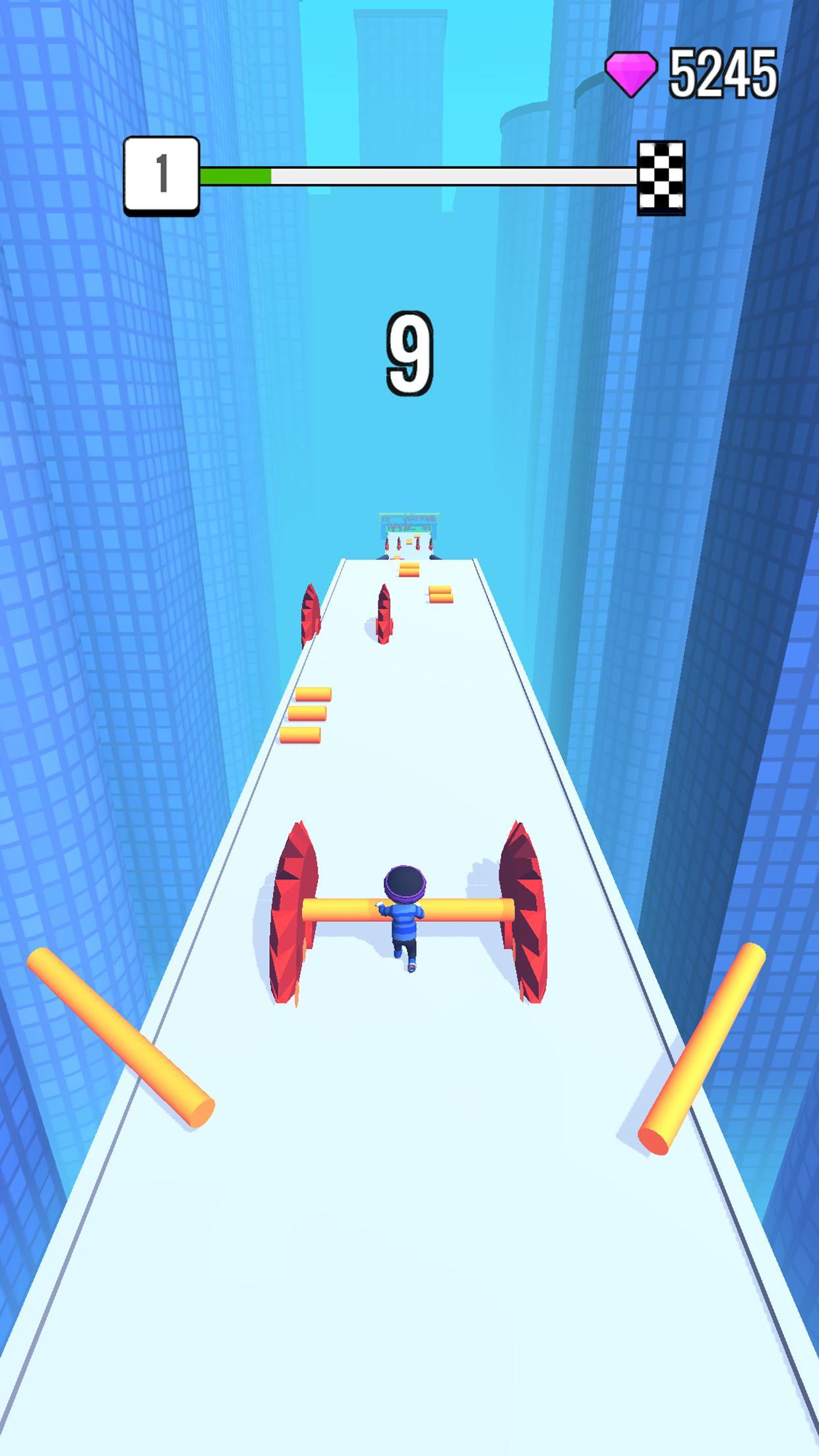 Roof Rails 1.4e Screenshot 8