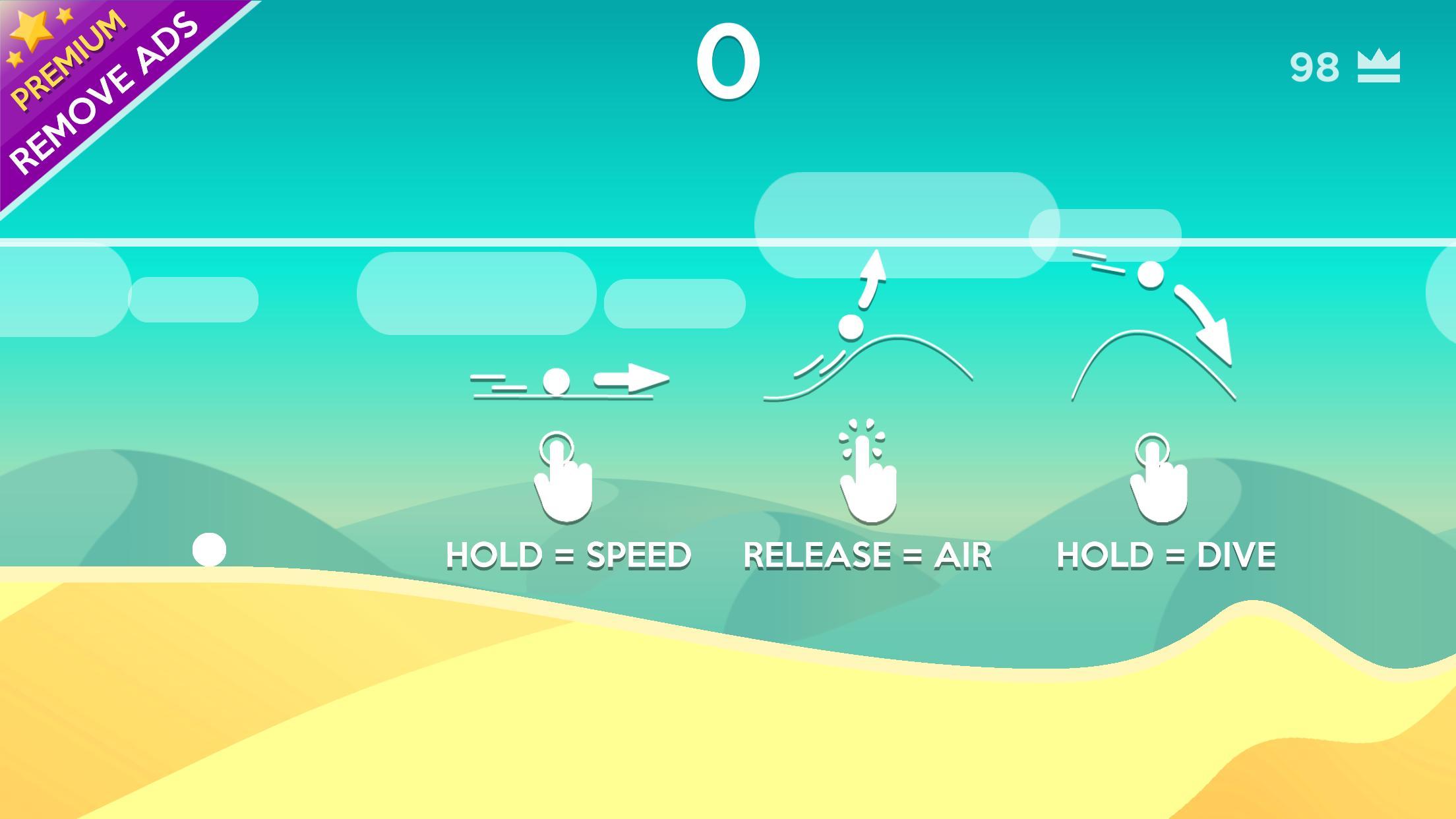 Dune! 5.1.0 Screenshot 1