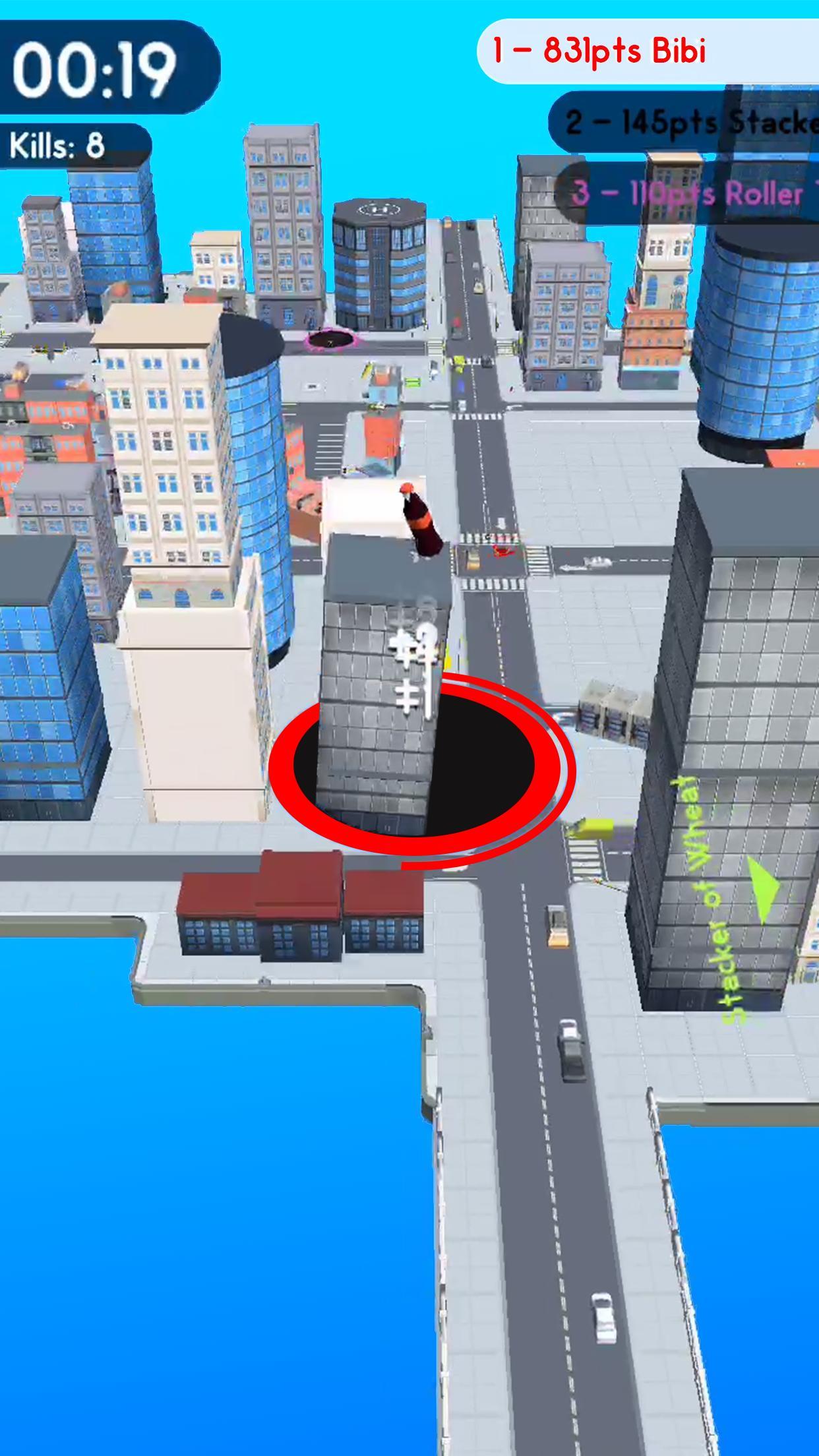 Hole.io 1.9.1 Screenshot 1