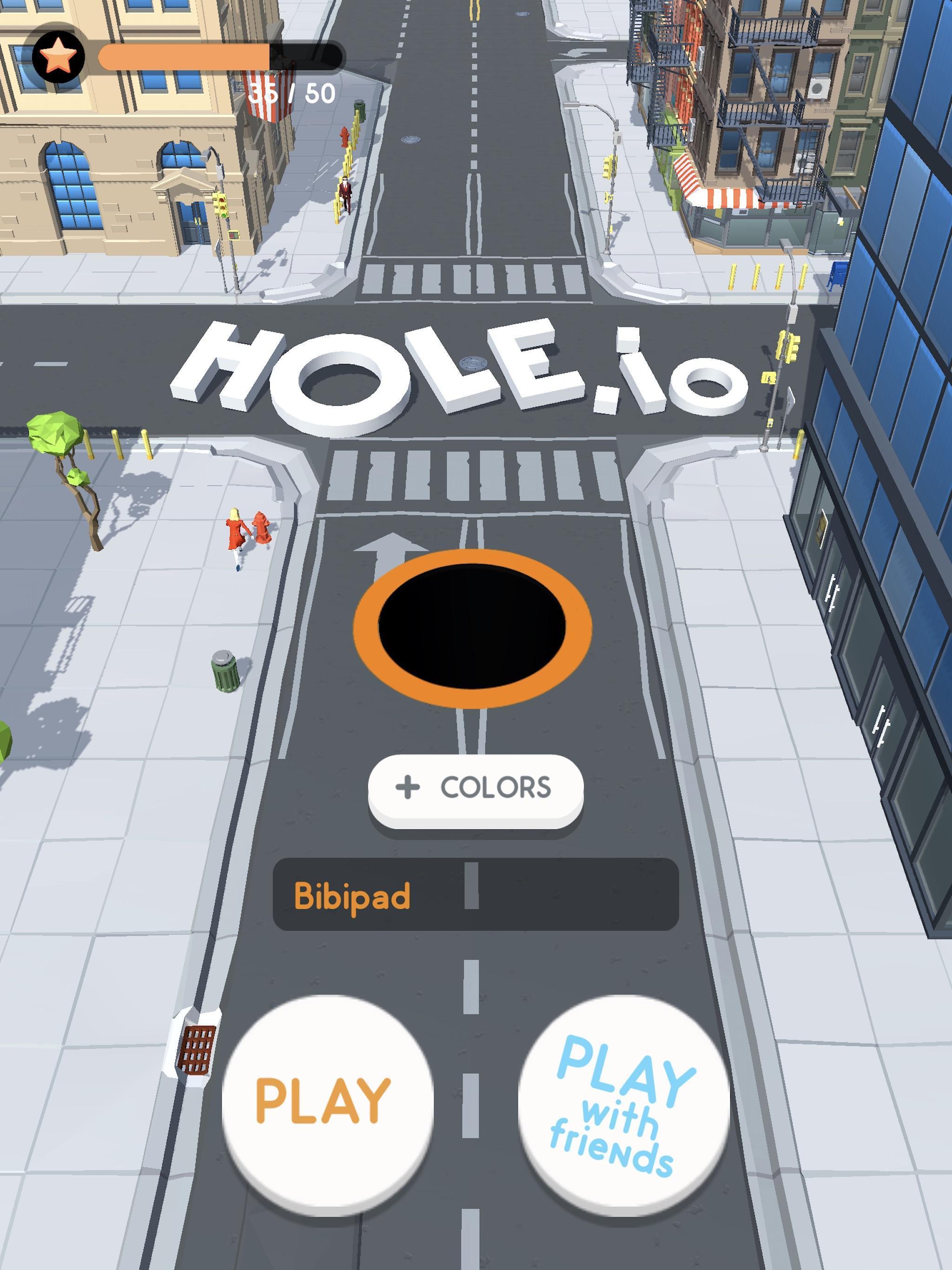 Hole.io 1.9.1 Screenshot 10