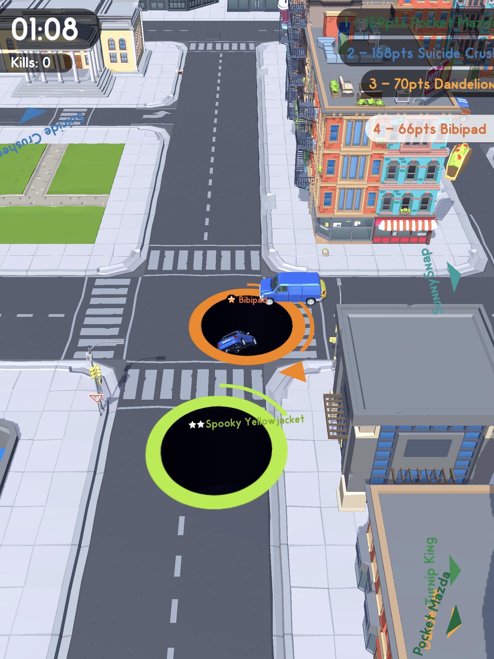 Hole.io 1.9.1 Screenshot 7