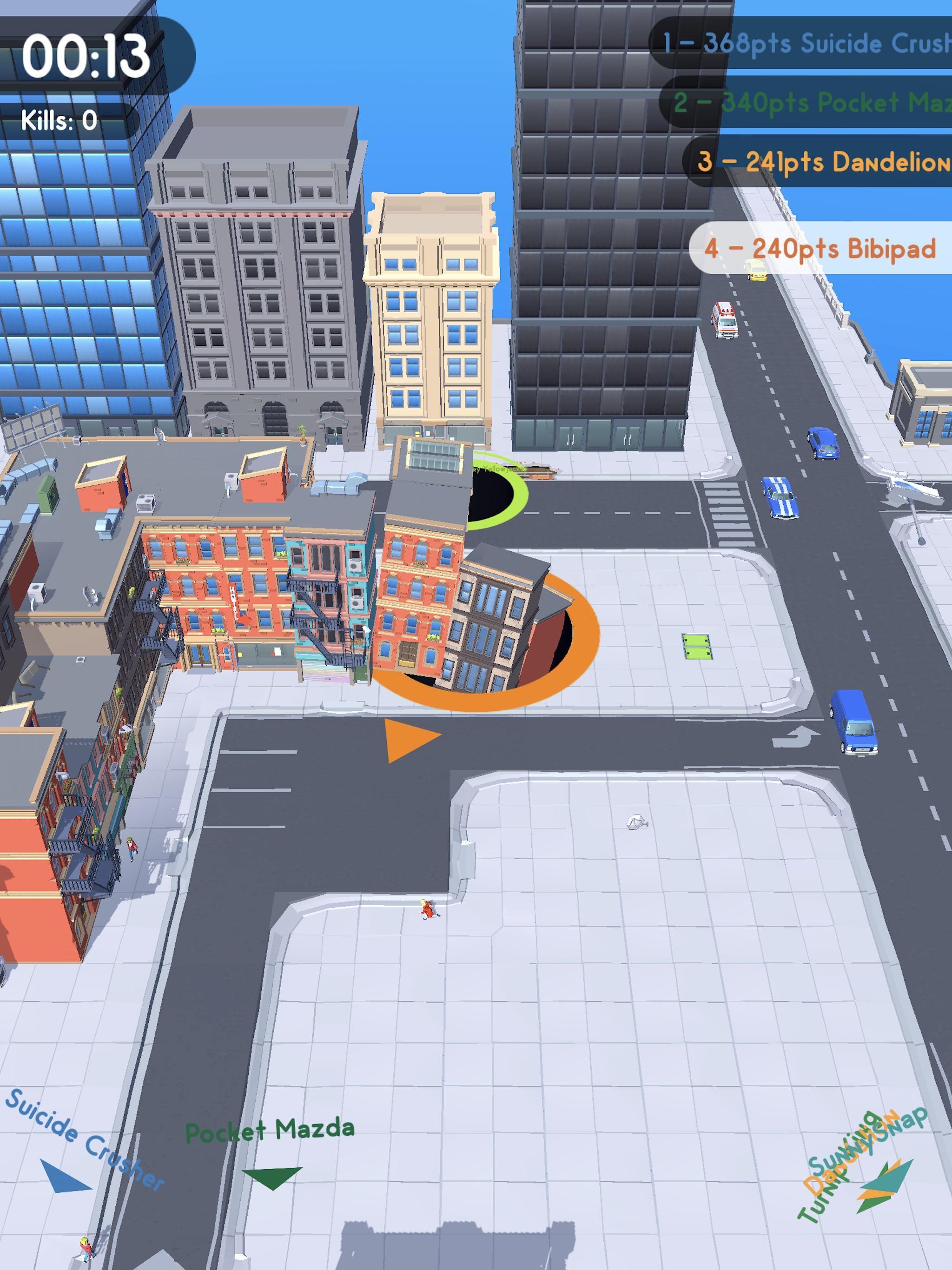 Hole.io 1.9.1 Screenshot 9