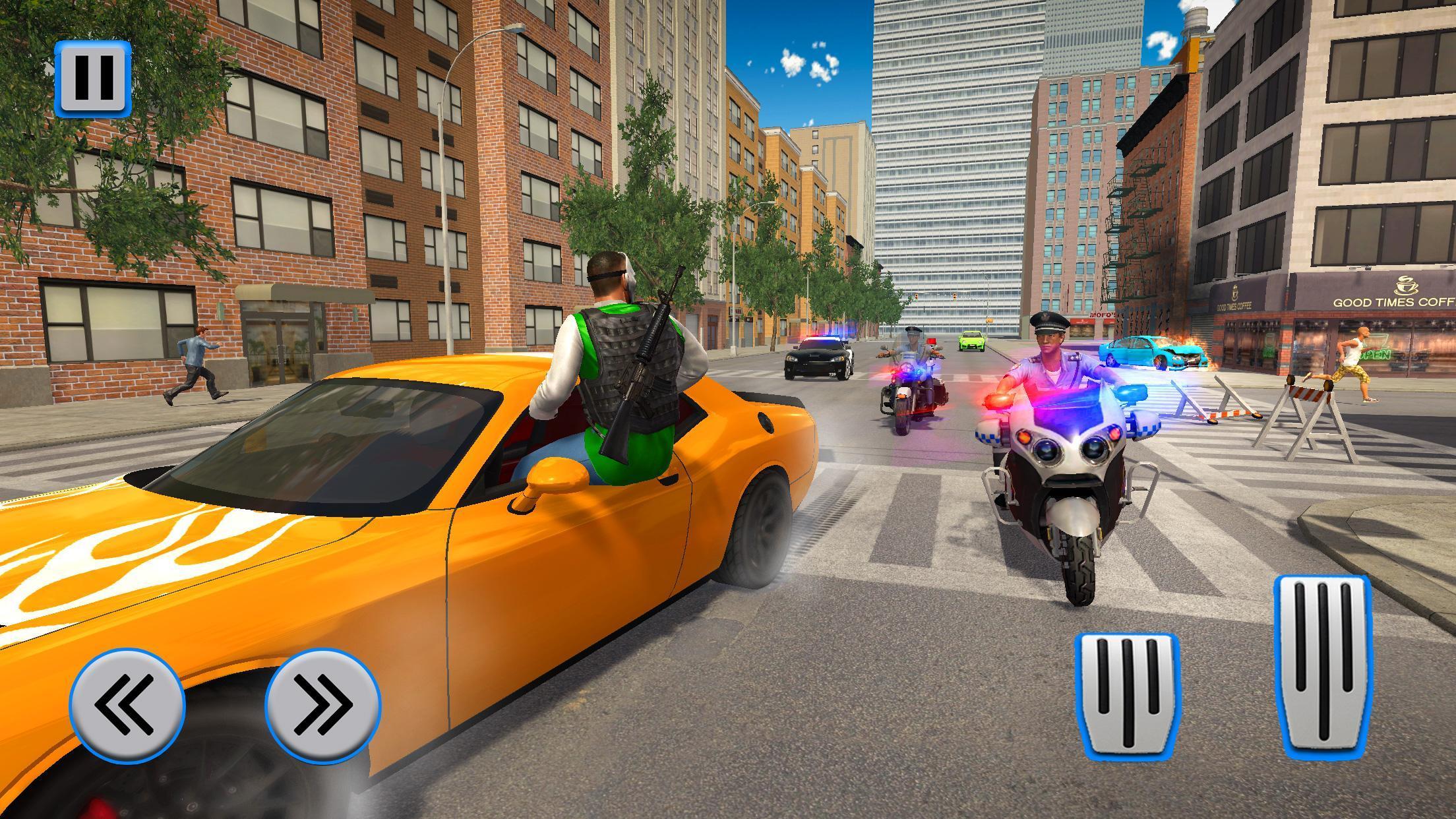 Police Moto Bike Chase – Free Shooting Games 2.0.3 Screenshot 14