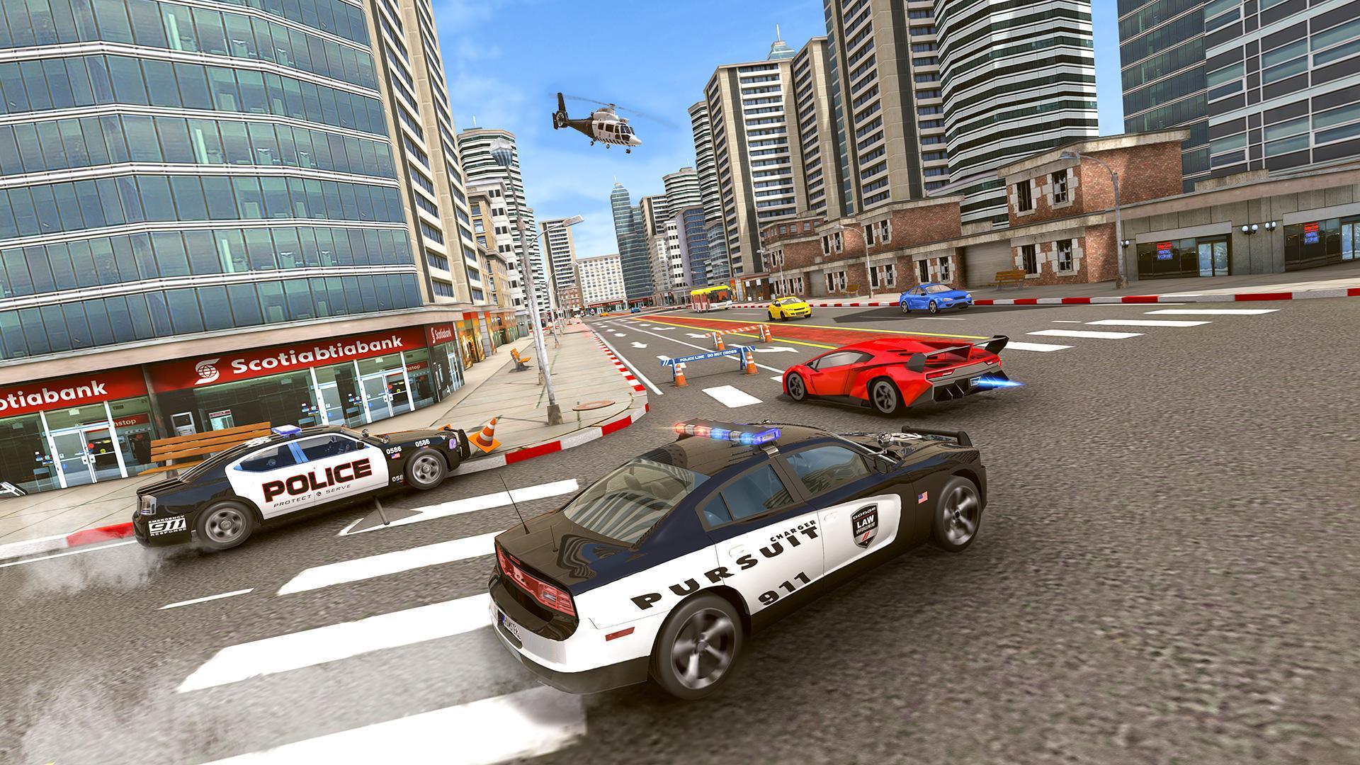 Police Moto Bike Chase – Free Shooting Games 2.0.3 Screenshot 2