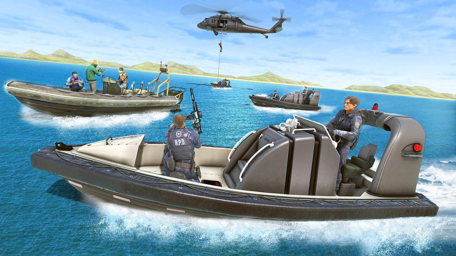 Police Moto Bike Chase – Free Shooting Games 2.0.3 Screenshot 3