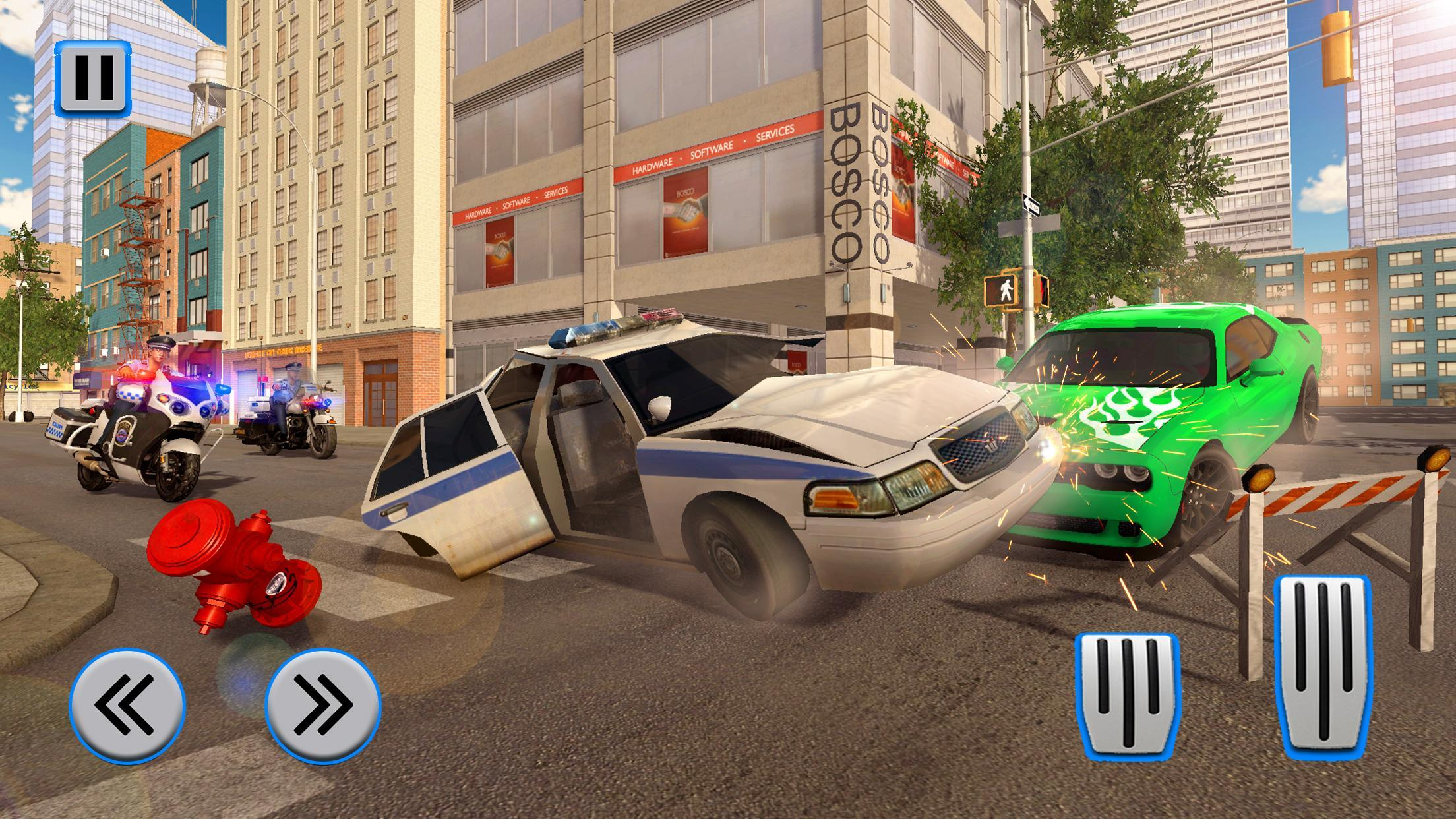 Police Moto Bike Chase – Free Shooting Games 2.0.3 Screenshot 5