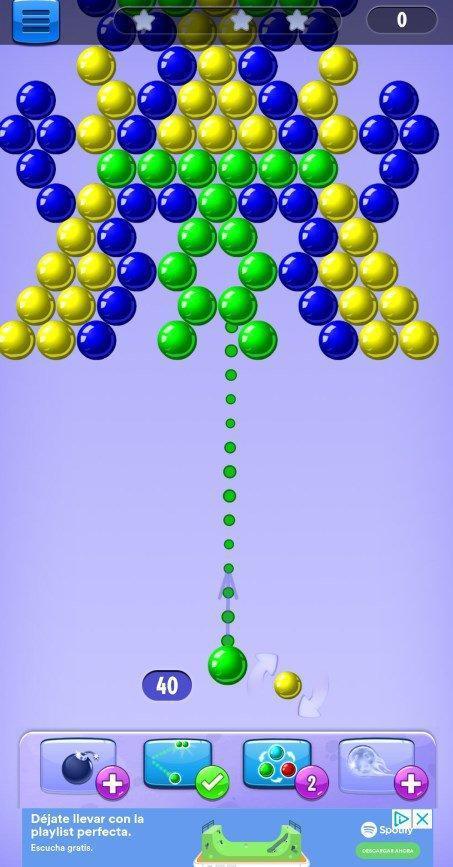 Bubble Shooters - Pop the bubbles 1.2.4 Screenshot 1