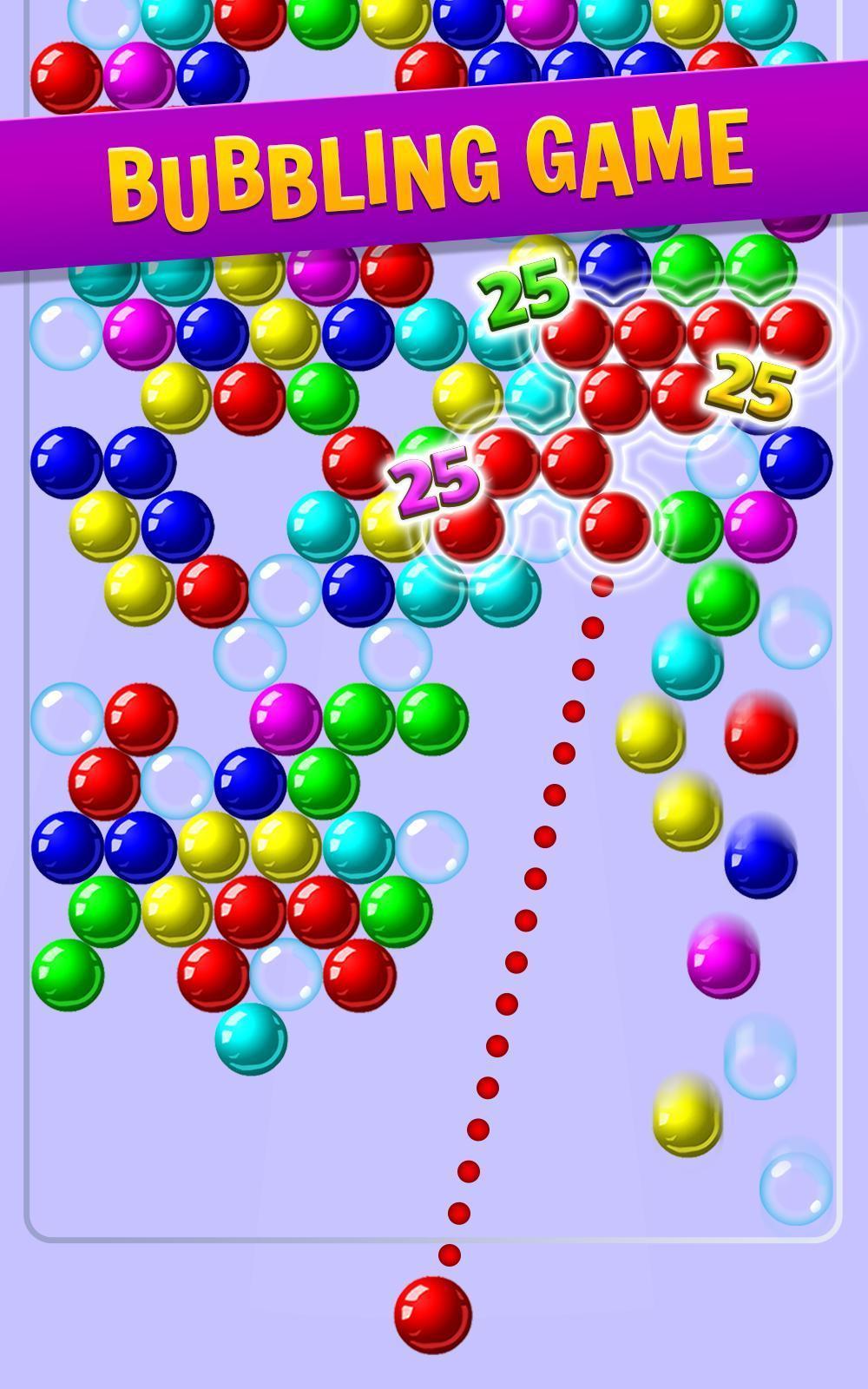 Bubble Shooters - Pop the bubbles 1.2.4 Screenshot 3