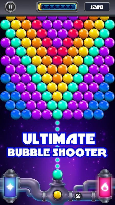 Bubble Shooters - Pop the bubbles 1.2.4 Screenshot 4