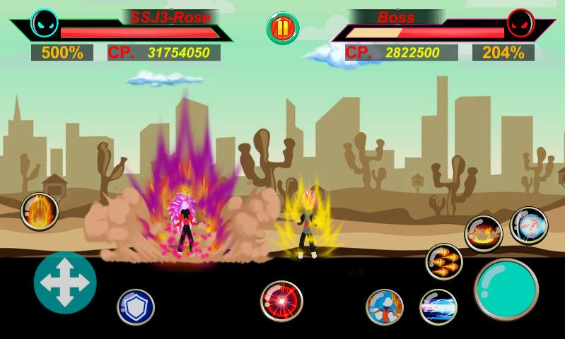 God of Stickman 3 1.6.0.5 Screenshot 1