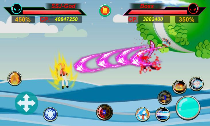 God of Stickman 3 1.6.0.5 Screenshot 3