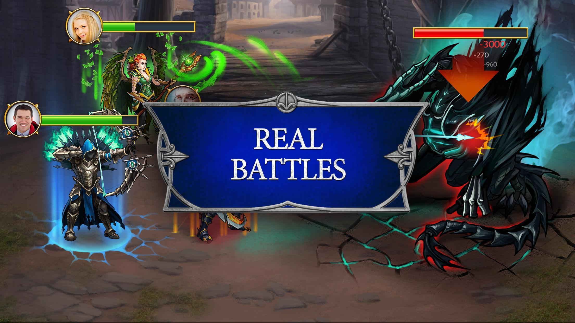 Gods and Glory War for the Throne 4.1.3.0 Screenshot 3