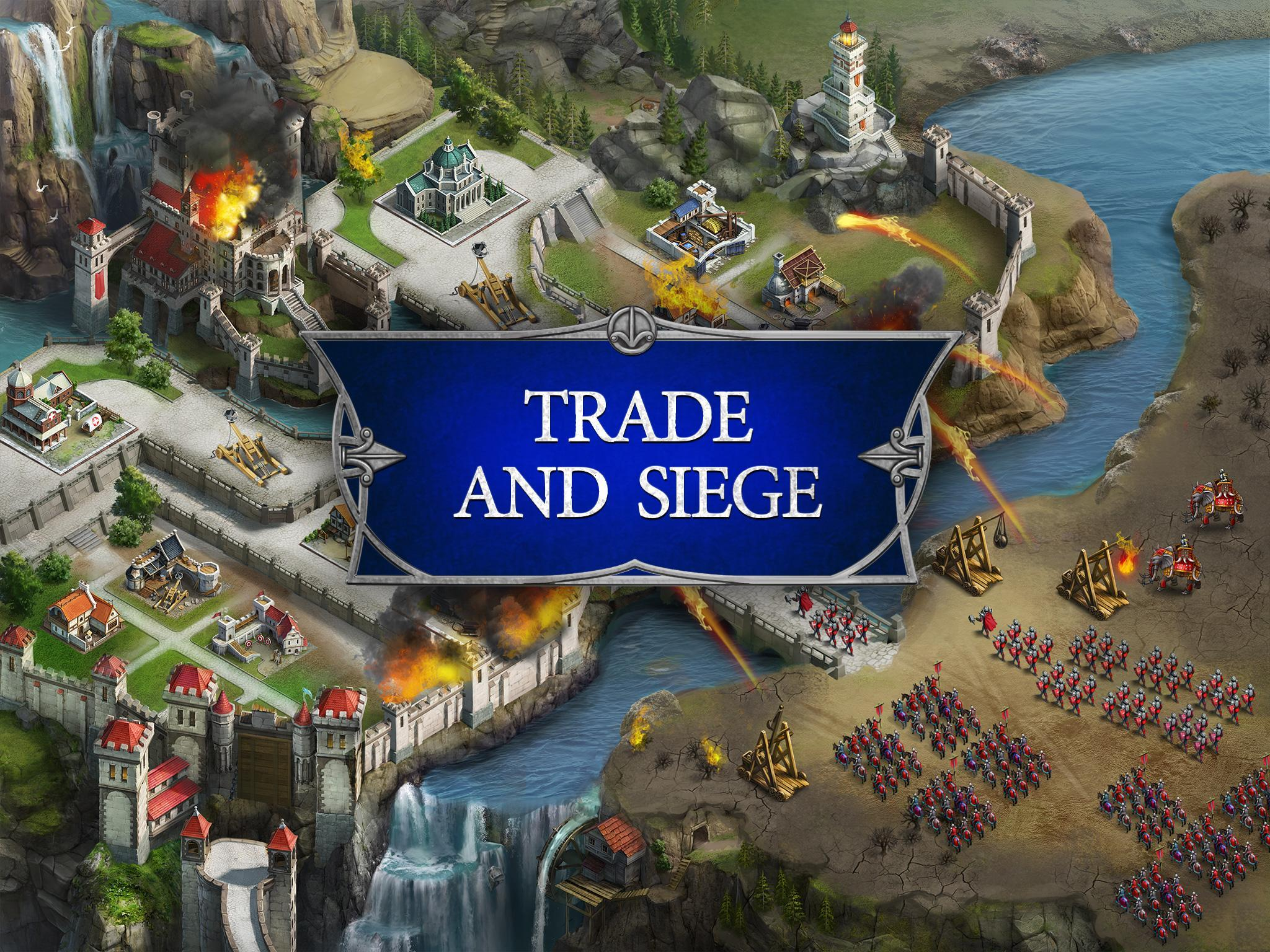 Gods and Glory War for the Throne 4.1.3.0 Screenshot 8