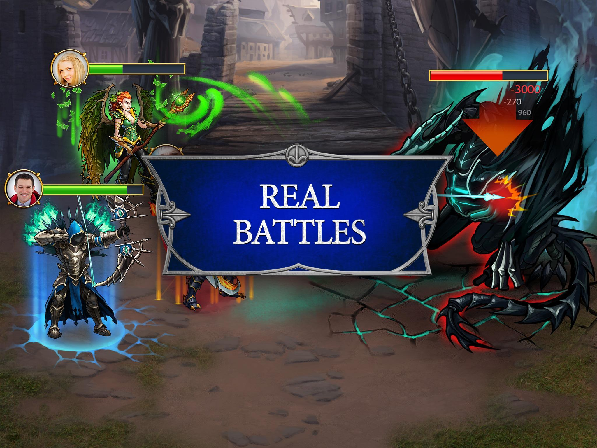 Gods and Glory War for the Throne 4.1.3.0 Screenshot 9