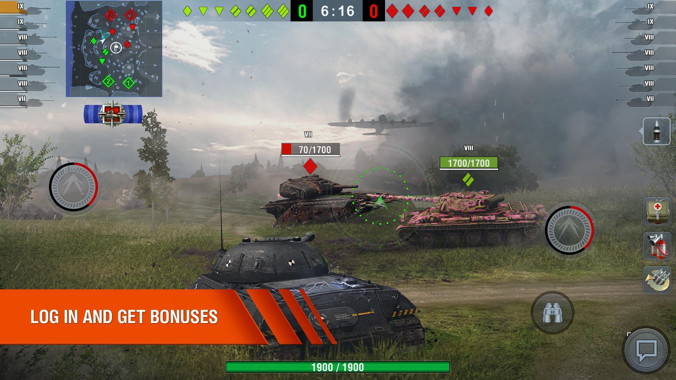 World of Tanks Blitz MMO 7.1.1.521 Screenshot 13